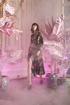 Cynthia Rowley Resort 2016 Fashion Show Fashion Gallery, Fashion Show, Fashion Design, High Fashion, Cynthia Rowley, Vogue, Fashion Updates, Designer Collection, Editorial Photography