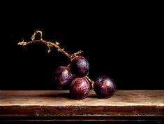 Wijnand Warendorf - Druiven.