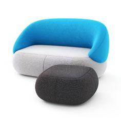 PUMPY - upholstery set - project 2011 by Radek Nowakowski, via Behance