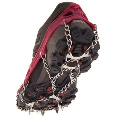 Looking for hiking spikes or ice cleats? Kahtoola crampons are engineered for reliable shoe traction in wintery snow and ice. Snow And Ice, Golf Bags, Mens Fitness, Outdoor Gear, Outdoor Life, Backpacking, Cleats, Fit Women, Hiking Boots