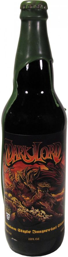 Dark Lord Stout from Three Floyd's Brewery in Indiana