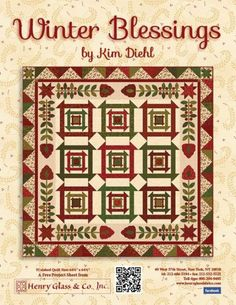 Winter Blessings by Kim Diehl- RRM (free)