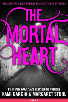 #TheMortalHeart (Beautiful Creatures: The Untold Stories) is available now! Read Macon and Lila's love story for the first time.