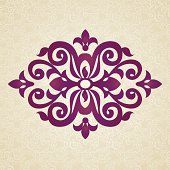 Vector baroque ornament in Victorian style. Ornate element for design. Toolkit for designer. It can be used for decorating of invitations, g. Wine Cork Ornaments, Clay Ornaments, Ornaments Design, Diy Christmas Ornaments, Nativity Ornaments, Vintage Ornaments, Garden Ornaments, Folded Fabric Ornaments, Plastic Canvas Ornaments