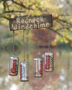 Redneck Wind Chimes image by oklipp - Photobucket
