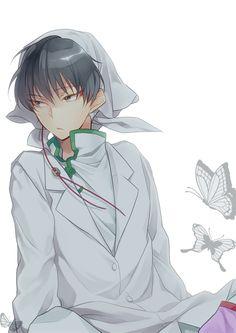 Hakutaku | Hoozuki no Reitetsu #anime