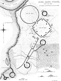 Mound Builders: Jewish Menorah Earthwork Located in