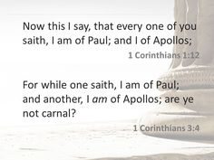 Looking to Jesus: 1 Corinthians Day 8 - Think About It