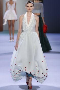 Ulyana Sergeenko Couture Spring 2014 - Slideshow - Runway, Fashion Week, Fashion Shows, Reviews and Fashion Images - WWD.com