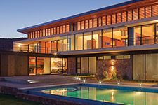 Folding glass doors westernwindowsystems.com/get-inspired/residential-gallery