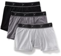 Old Navy Go-Dry Boxer Briefs 3-Pack