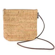 Sidekick Crossbody Bag in Cork Dash| Each product we offer is made in our San Francisco studio. Ships in 1-2 business days. | spicerbags.com