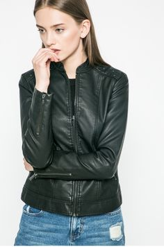 Bundy a kabáty Krátké bundy  - Answear - Bunda Blossom Mood