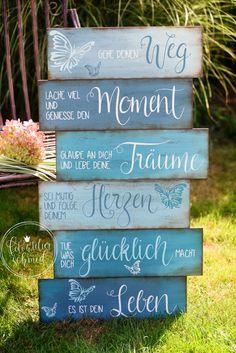 Schilder aus Holz / Metall – foto atelier schmid – Kunst – Signs of wood / metal – foto atelier schmid – [. Upcycled Crafts, Diy And Crafts, Crafts For Kids, Diy Craft Projects, Metal Signs, Wood Signs, Diy Pinterest, Garden Deco, Garden Signs