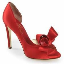 Valentino Red Shoes...Love them.