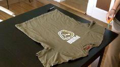tshirt apron on Vimeo