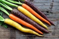 Your Clean Eating Guide To Carrots - The Gracious Pantry