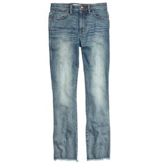 Jeans are  the basic casual uniform.