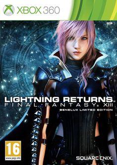 Lightning Returns Final Fantasy 13 (XIII) Benelux Edition (Xbox 360) kopen/bestellen - release 14-02-2014 - pre-order nu en betaal geen verzendkosten! - Nedgame