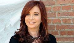 Christina Fernandez de Kirchner, Argentina's president still quite attractive at 61.