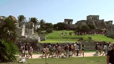 Join us to explore the Mayan ruins of Tulum on the Yucatan Peninsula in Mexico. This is an excerpt of the video, which is part of the DVD and the Blu-ray Yucatan. The two discs are available at travel-movies.net. You can also stream the full-length movie in Full-HD without ads from yucatan.travel-streams.net.