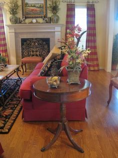 Kristen's Creations: Decorating: Mixing The Best Of The Old With The Best Of The New
