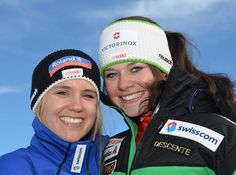 Corinne Suter gewinnt Europacup Super G Rennen in Crans Montana Montana, Champion, Sports Stars, Sports Women, Motivation, Super, Lady, Winter Games, Ski