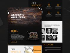 Nice Creative Digital Agency Website Template PSD. DownloadCreative Digital Agency Website Template PSD.This is a clean and modern website templateis perfect for a any personal website or digital agency website. This Creative Digital Agency Website Templateis free and has a modern as well as minimal design so if you need something similar for yourself or client be sure to check this...