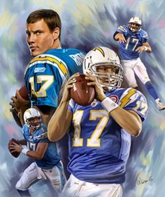 Philip Rivers by Walter G.