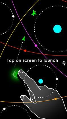 Orbit One (Universal) FREE IOS game.