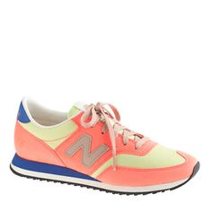 Women's New Balance® for J.Crew 620 sneakers - sneakers - Women's shoes - J.Crew  男子のデザインのほうが 好き...かも