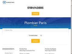 En cas de soucis liés à vos canalisations, il vous suffit de contacter ce numéro (0184143885) pour poser votre préoccupation 7j/7 et 24h/24. Un plombier professionnel à proximité de votre domicile vous aidera et se déplacera n'importe où dans Paris. #problèmeplomberieparis