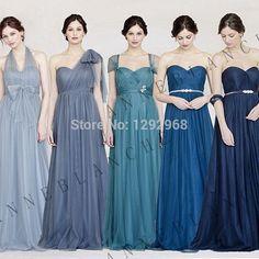 Custom Color & Size! Novo 70 cores Convertible Vestido longo mulheres vestido de festa vestido de Baile da dama de honra vestidos de casamento Multicolor além de em Vestidos de dama de honra de Casamentos & Eventos no AliExpress.com   Alibaba Group