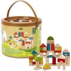 Shop EverEarth - Building Block Set at Peter's of Kensington. View our range of EverEarth online. Why in the world would you shop anywhere else for EverEarth? Baby Toys, Kids Toys, First Birthday Presents, Eco Store, Wooden Building Blocks, Baby Shop Online, Toy Boxes, Online Gifts, Educational Toys