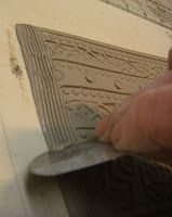 Insomnia Pottery Workshop: Step 4 - Preparing the Edges of the Slab Blank