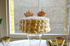 Vanilla Coconut Cake