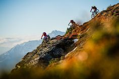 MTB the 10 most beautiful tours for Mountainbiking