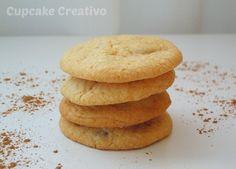 Galletas de Manzana y Canela Galletas Cookies, Deli, Muffins, Bakery, Cupcakes, Chocolate, Cooking, Breakfast, Sweet