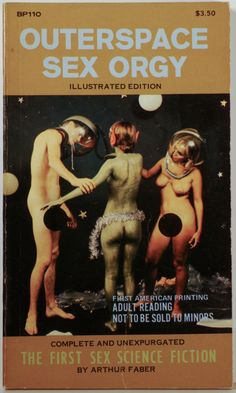 """""""The First Sex Science Fiction"""""""