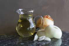 Onion infused oil is a great way to get onion flavor into your low FODMAP diet. Easy to make at home, just use within 3 days and keep refrigerated. Monash University Certified Low FODMAP