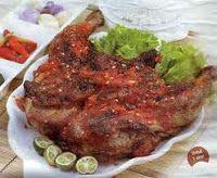 Resep..........: Resep Ayam Kecap Goreng Mentega Jeruk Limau