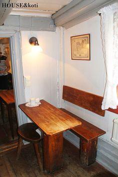 designhouseliving HOUSEkoti Tant Brun Kaffestuga
