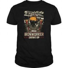 THE REAL IRONWORKER SHOWS UP LIMITED TIME ONLY. ORDER NOW if you like, Item Not Sold Anywhere Else. Amazing for you or gift for your family members and your friends. Thank you! #ironworkers