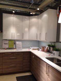 ikea voxtorp google zoeken kitchen pinterest google kitchens and modern. Black Bedroom Furniture Sets. Home Design Ideas