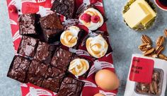 Looking for a quick dinner or a delicious dessert? Search through our vast range of Pick n Pay recipes and get cooking like a pro. No Bake Desserts, Delicious Desserts, Baking Recipes, Cake Recipes, Pecan Nuts, Recipe Search, How Sweet Eats, Cake Cookies, Brownies
