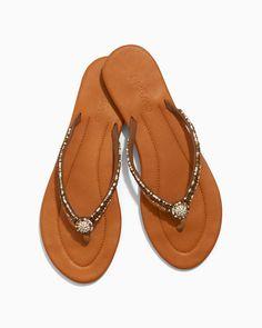 Soma Skemo Lorena Thong Sandals