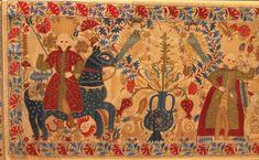 Greek Textiles in the Benaki Museum, Athens Benaki Museum, Greek Design, Embroidery Art, Islamic Art, 17th Century, Athens, Art Inspo, Carpets, Fabric Crafts