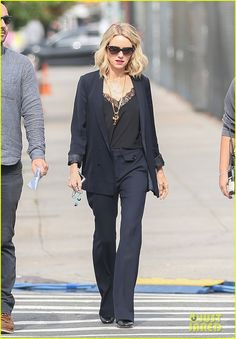 Naomi Watts Emerges After Liev Schreiber Split: Photo #3771300. Naomi Watts emerges on the set of her new Netflix series Gypsy on Tuesday (September 27) in New York City.    This is the first time we've seen the 47-year-old…