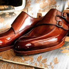 Secret men's business…. #saintcrispins #saintcrispinsshoes