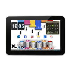 E-Boda Supreme XL200 - o tableta android de 10 inch ieftina
